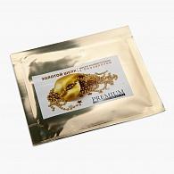Маска коллагеновая «Золотой шелк» с биозолотом